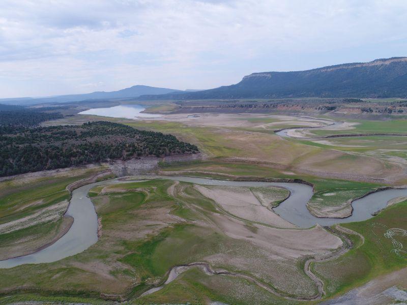 New Mexico Water Data :: El Vado