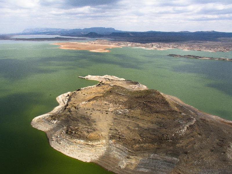 New Mexico Water Data :: Elephant Butte