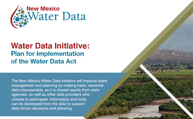 New Mexico Water Data April 2020 Report