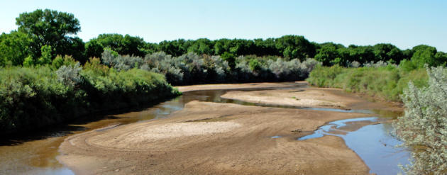 NM water managers warn communities to prepare for low Rio Grande