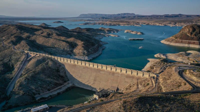 New Mexico Water Data :: NM in need of long-range plan