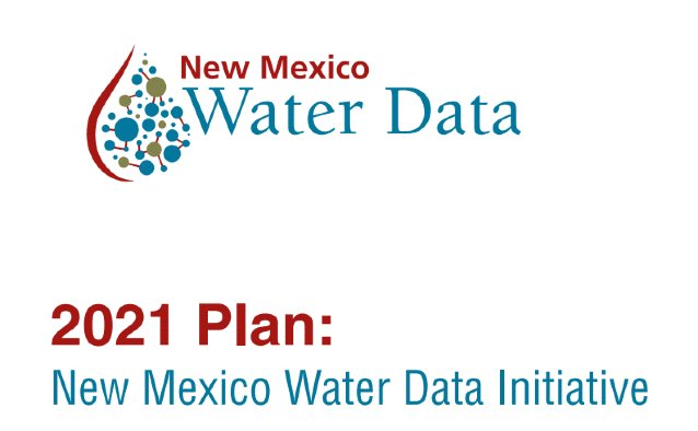 New Mexico Water Data :: 2021 Plan